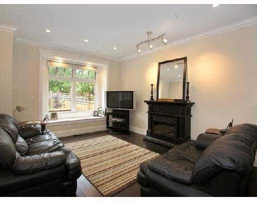 2349 8TH AV - Kitsilano 1/2 Duplex for sale, 3 Bedrooms (V734844) #5