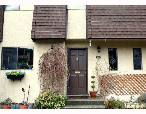 881 OLD LILLOOET RD - Lynnmour Townhouse for sale, 4 Bedrooms (V757377) #1