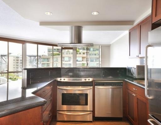 # 601 1625 HORNBY ST - Yaletown Apartment/Condo for sale, 1 Bedroom (V773798) #6