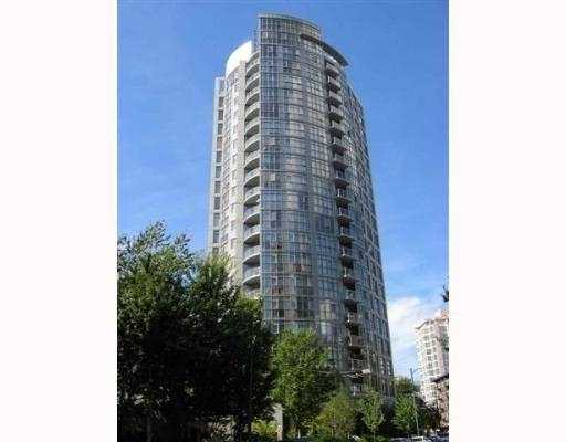 # 1406 1050 SMITHE ST - West End VW Apartment/Condo for sale, 1 Bedroom (V776910) #1