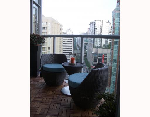 # 1406 1050 SMITHE ST - West End VW Apartment/Condo for sale, 1 Bedroom (V776910) #3