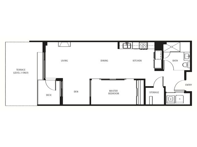 # 106 175 W 2ND ST - Lower Lonsdale Apartment/Condo for sale, 1 Bedroom (V823374) #7