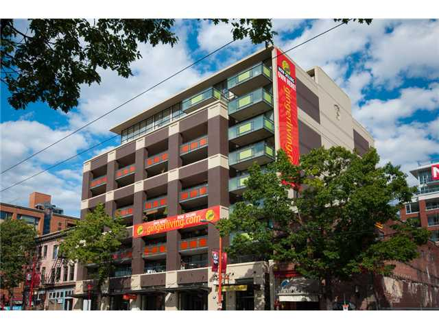 # 803 718 MAIN ST - Mount Pleasant VE Apartment/Condo for sale, 2 Bedrooms (V848900) #1