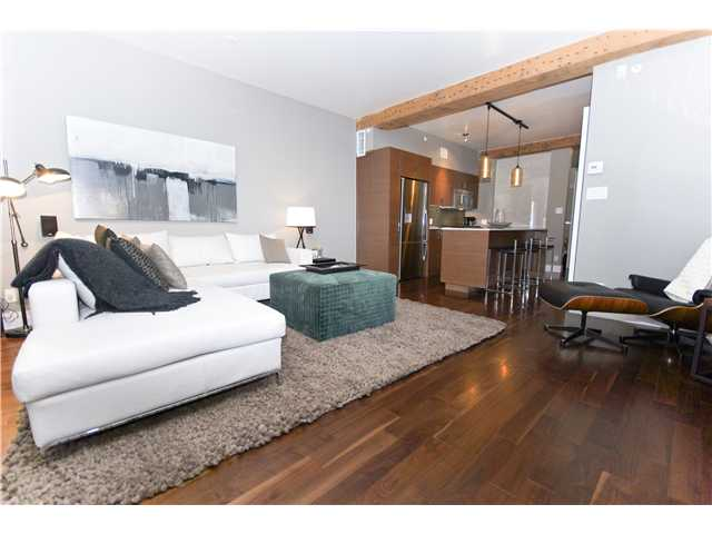 # 209 1275 HAMILTON ST - Yaletown Apartment/Condo for sale, 2 Bedrooms (V941280) #2