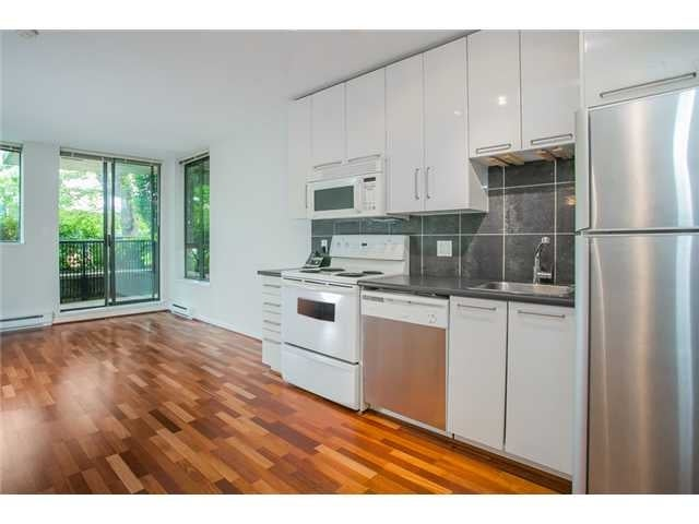 #201 828 Cardero St - West End VW Apartment/Condo for sale, 1 Bedroom (v1069508) #2