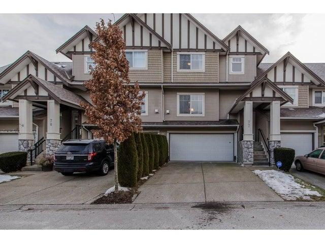 77 18221 68 AVENUE - Cloverdale BC Townhouse for sale, 3 Bedrooms (R2131692)