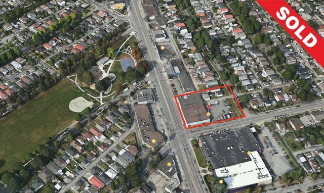 2751 KINGSWAY & 2772 DUKE STREET - Collingwood VE Land for sale