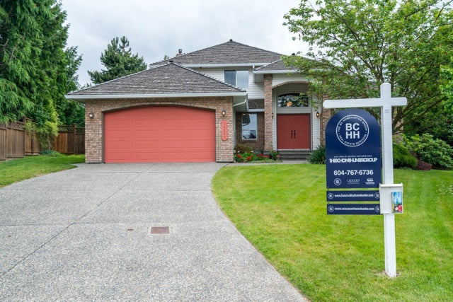 THE BC HOME HUNTER GROUP 604-767-6736 $1,290,888 #BCHOMEHUNTER.COM