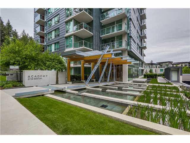 1008 5728 BERTON AVENUE - University VW Apartment/Condo for sale, 2 Bedrooms (V1131503)