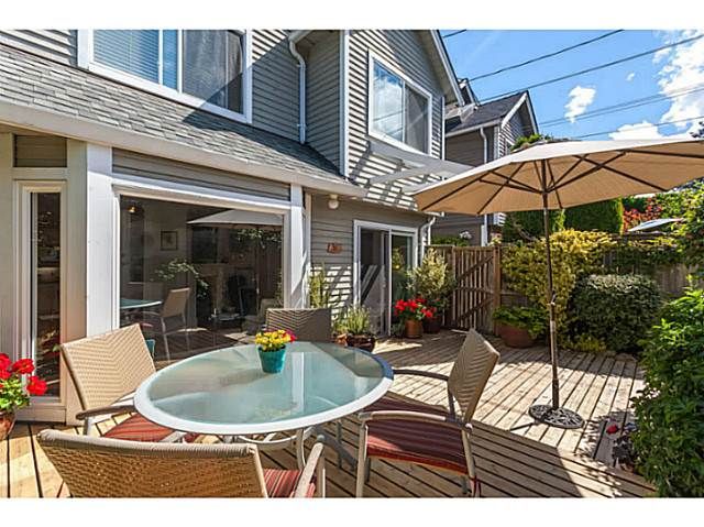 3168 W 7TH AV - Kitsilano 1/2 Duplex for sale, 3 Bedrooms (V1132913)