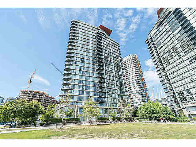 2703 918 COOPERAGE WAY - Yaletown Apartment/Condo for sale, 3 Bedrooms (V1139189)