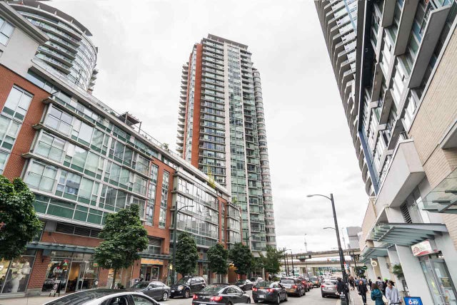 2505 688 ABBOTT STREET - Downtown VW Apartment/Condo for sale, 1 Bedroom (R2087282)