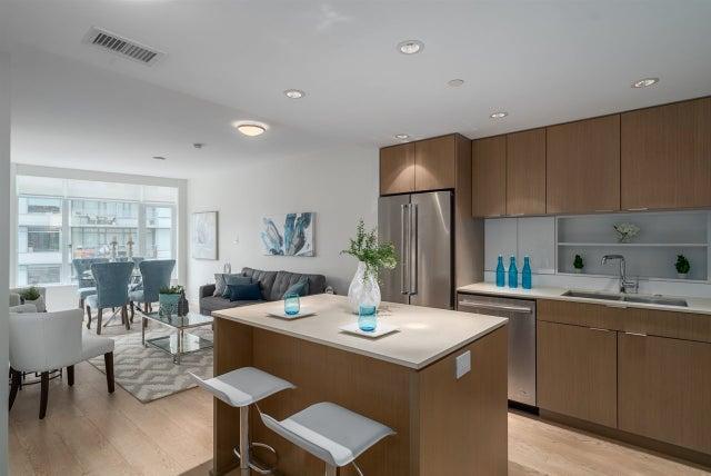 611 111 E 1 AVENUE - Mount Pleasant VE Apartment/Condo for sale, 1 Bedroom (R2104155)
