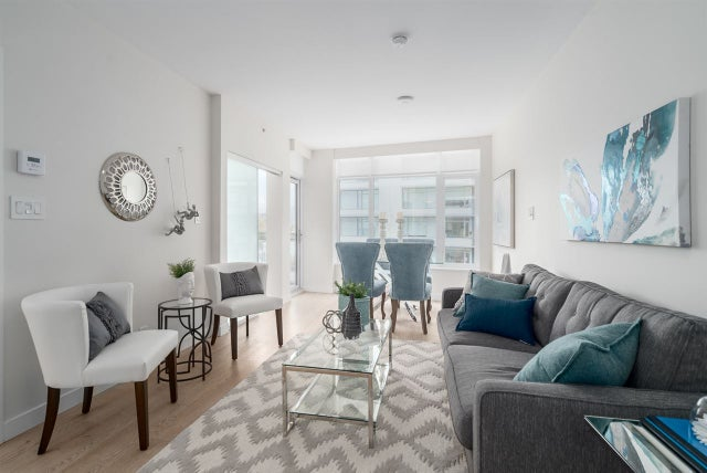 611 111 E 1ST AVENUE - Mount Pleasant VE Apartment/Condo for sale, 1 Bedroom (R2112482)