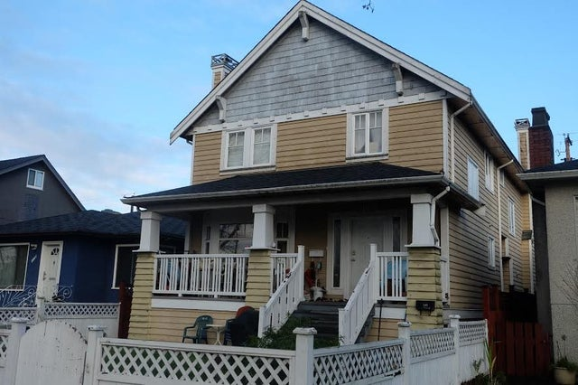 2069 E BROADWAY - Grandview VE House/Single Family for sale, 4 Bedrooms (R2124949)