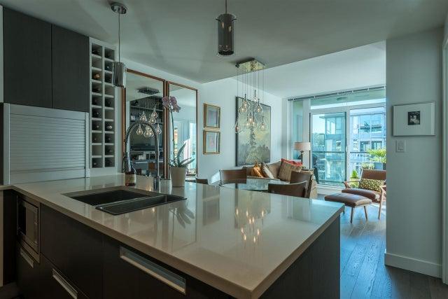1511 288 W 1ST AVENUE - False Creek Apartment/Condo for sale, 1 Bedroom (R2130055)