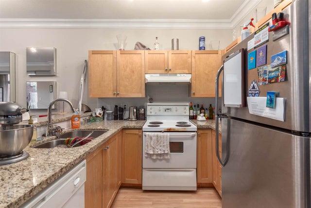 101 1675 W 10TH AVENUE - Fairview VW Apartment/Condo for sale, 1 Bedroom (R2140127)