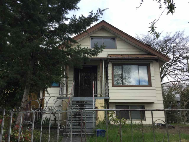 2091 E BROADWAY AVENUE - Grandview VE House/Single Family for sale, 6 Bedrooms (R2158335)