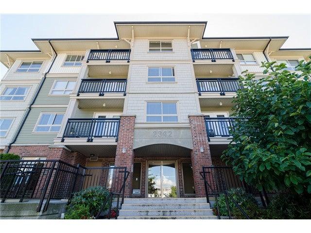 # 203 2342 WELCHER AV - Central Pt Coquitlam Apartment/Condo for sale, 1 Bedroom (V1082255) #1