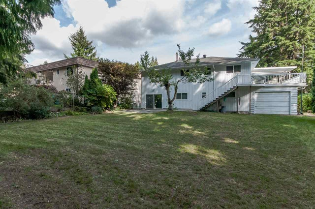 448 GLENHOLME STREET - Central Coquitlam House/Single Family for sale, 4 Bedrooms (R2010000) #20