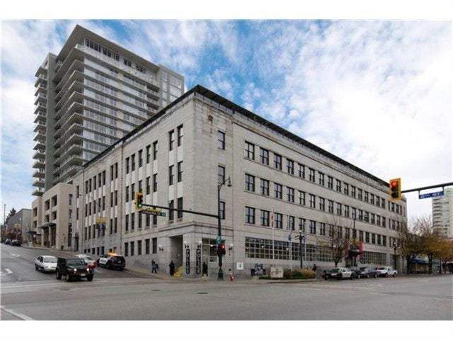 510 549 COLUMBIA STREET - Downtown NW Apartment/Condo for sale, 1 Bedroom (R2031496) #1