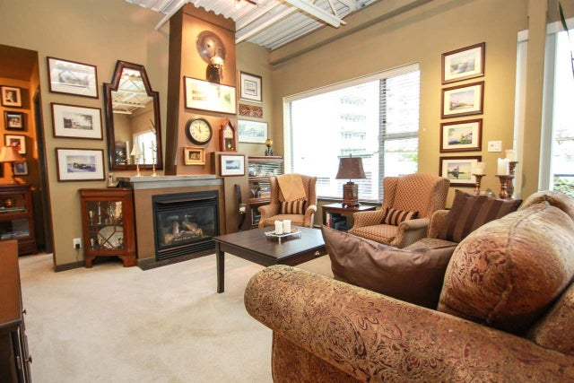 510 549 COLUMBIA STREET - Downtown NW Apartment/Condo for sale, 1 Bedroom (R2031496) #5