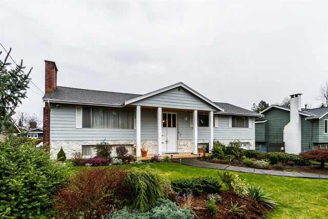 663 HAILEY STREET - Coquitlam West House/Single Family for sale, 4 Bedrooms (R2036531) #1