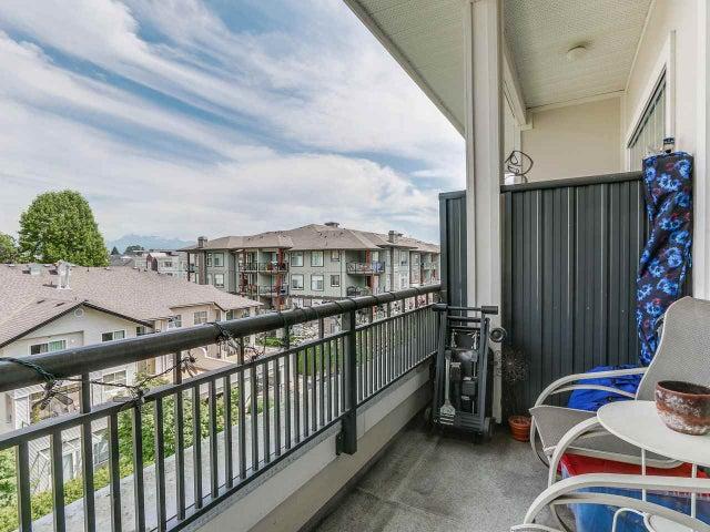 415 2353 MARPOLE AVENUE - Central Pt Coquitlam Apartment/Condo for sale, 1 Bedroom (R2076739) #15