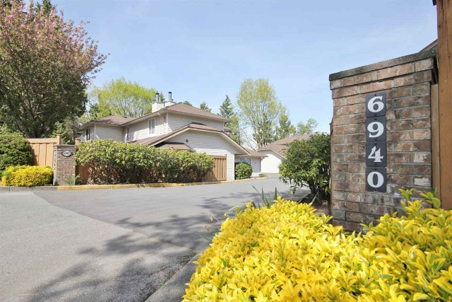8 6940 NICHOLSON ROAD - Sunshine Hills Woods Townhouse for sale, 2 Bedrooms (R2095716)