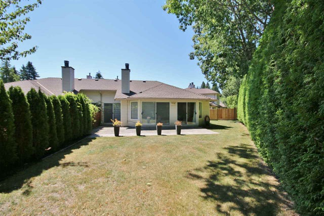 8 6940 NICHOLSON ROAD - Sunshine Hills Woods Townhouse for sale, 2 Bedrooms (R2095716) #20