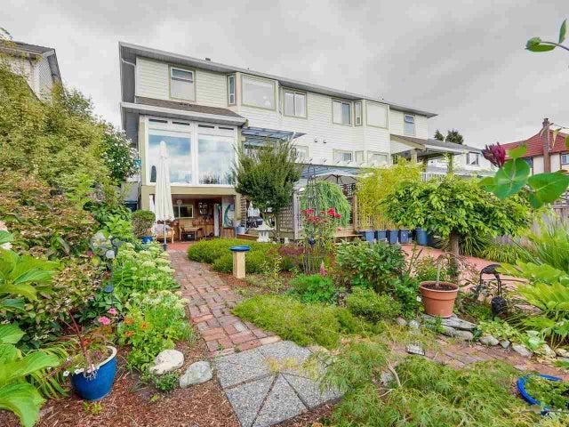 1022 DANSEY AVENUE - Central Coquitlam 1/2 Duplex for sale, 3 Bedrooms (R2099304) #19