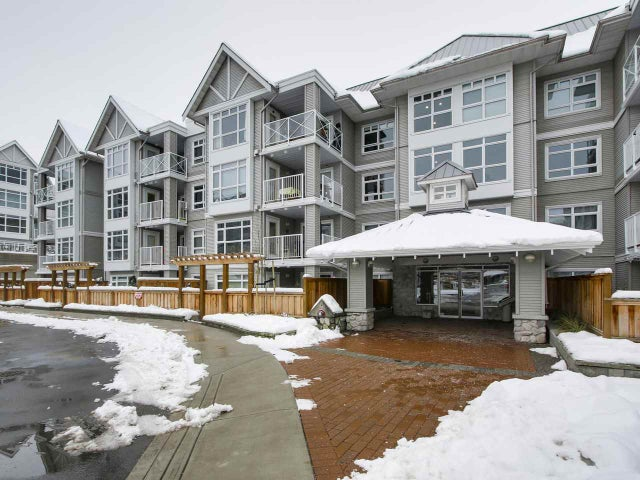 106 3136 ST JOHNS STREET - Port Moody Centre Apartment/Condo for sale, 1 Bedroom (R2138194)