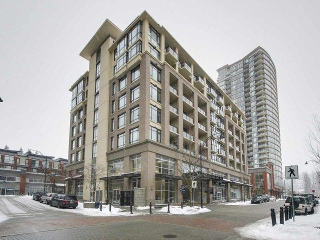 212 121 BREW STREET - Port Moody Centre Apartment/Condo for sale, 1 Bedroom (R2138906)