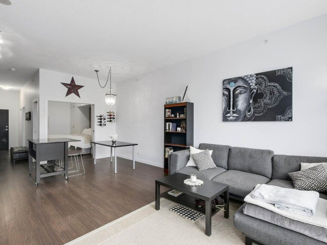212 121 BREW STREET - Port Moody Centre Apartment/Condo for sale, 1 Bedroom (R2138906) #4