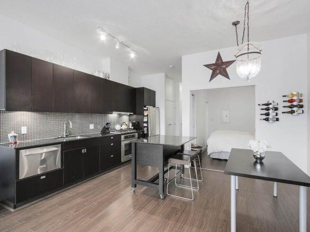 212 121 BREW STREET - Port Moody Centre Apartment/Condo for sale, 1 Bedroom (R2138906) #5