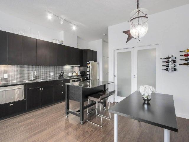 212 121 BREW STREET - Port Moody Centre Apartment/Condo for sale, 1 Bedroom (R2138906) #6