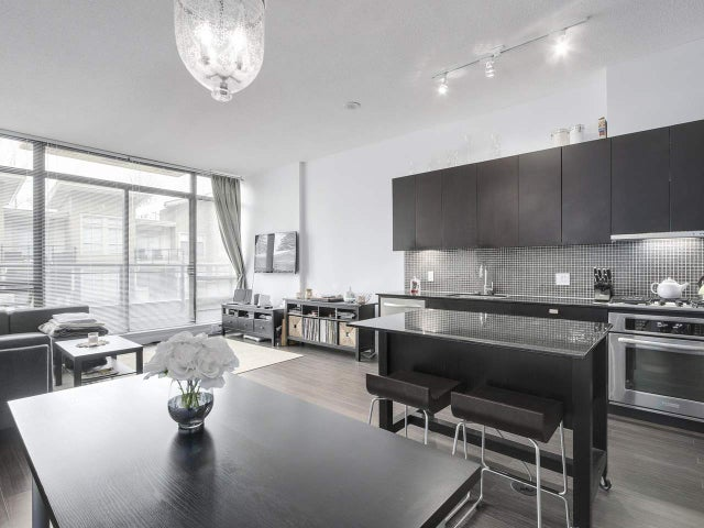212 121 BREW STREET - Port Moody Centre Apartment/Condo for sale, 1 Bedroom (R2138906) #9