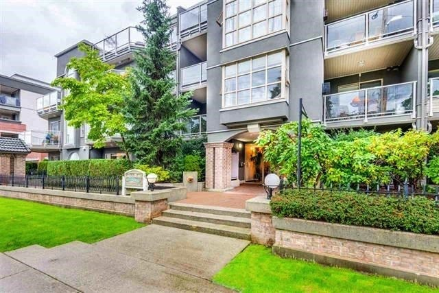 308 2360 WILSON AVENUE - Central Pt Coquitlam Apartment/Condo for sale, 1 Bedroom (R2145057)