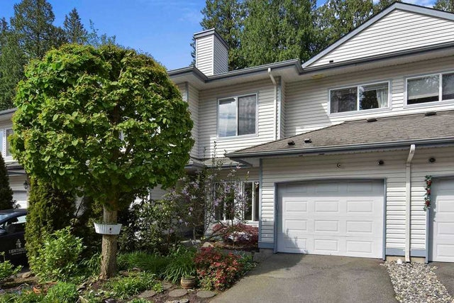 36 21579 88B AVENUE - Walnut Grove Townhouse for sale, 2 Bedrooms (R2184328)