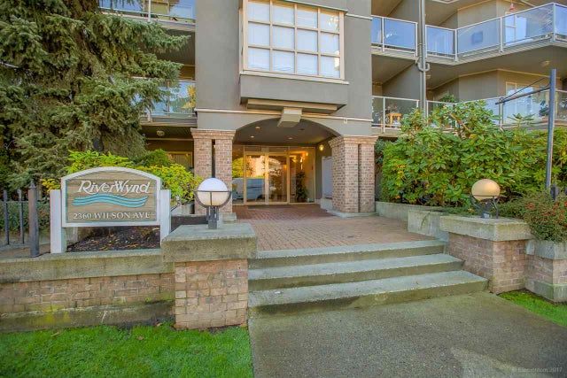 308 2360 WILSON AVENUE - Central Pt Coquitlam Apartment/Condo for sale, 1 Bedroom (R2217104) #1