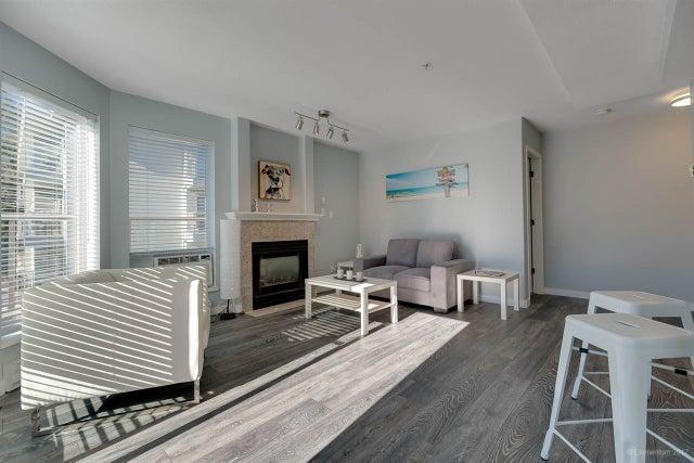 308 2360 WILSON AVENUE - Central Pt Coquitlam Apartment/Condo for sale, 1 Bedroom (R2217104) #3