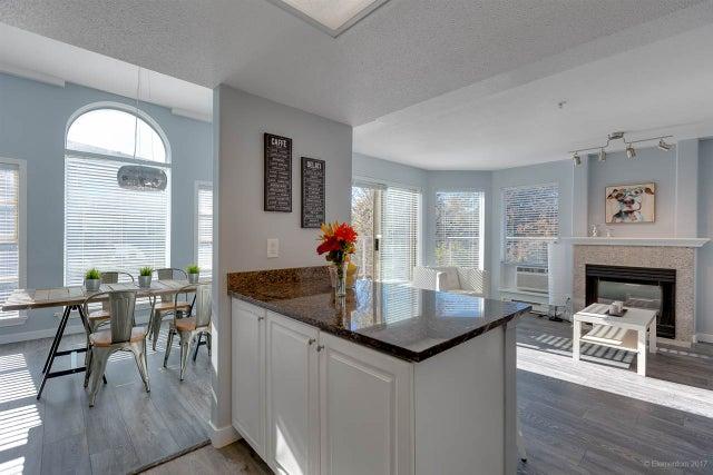 308 2360 WILSON AVENUE - Central Pt Coquitlam Apartment/Condo for sale, 1 Bedroom (R2217104) #4