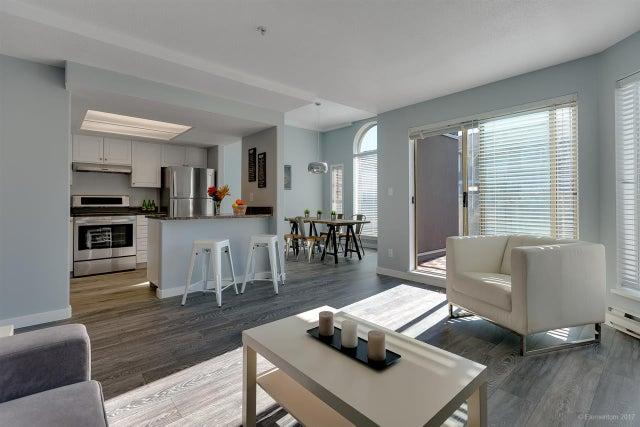 308 2360 WILSON AVENUE - Central Pt Coquitlam Apartment/Condo for sale, 1 Bedroom (R2217104) #5