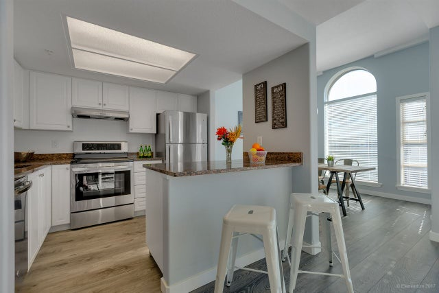 308 2360 WILSON AVENUE - Central Pt Coquitlam Apartment/Condo for sale, 1 Bedroom (R2217104) #6