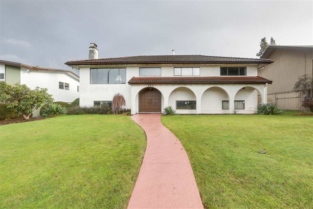 1504 CRESTLAWN DRIVE - Brentwood Park House/Single Family for sale, 5 Bedrooms (R2254537) #1