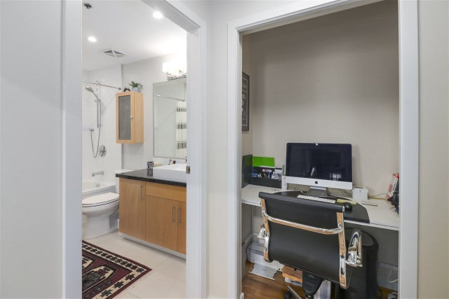 510 549 COLUMBIA STREET - Downtown NW Apartment/Condo for sale, 1 Bedroom (R2419232) #13