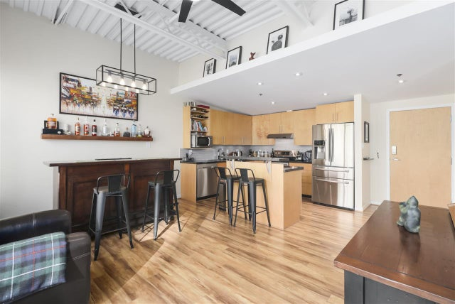 510 549 COLUMBIA STREET - Downtown NW Apartment/Condo for sale, 1 Bedroom (R2419232) #2