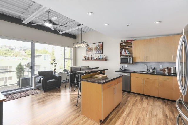 510 549 COLUMBIA STREET - Downtown NW Apartment/Condo for sale, 1 Bedroom (R2419232) #3