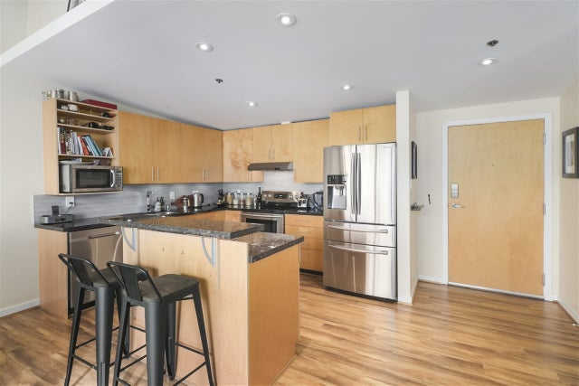 510 549 COLUMBIA STREET - Downtown NW Apartment/Condo for sale, 1 Bedroom (R2419232) #4