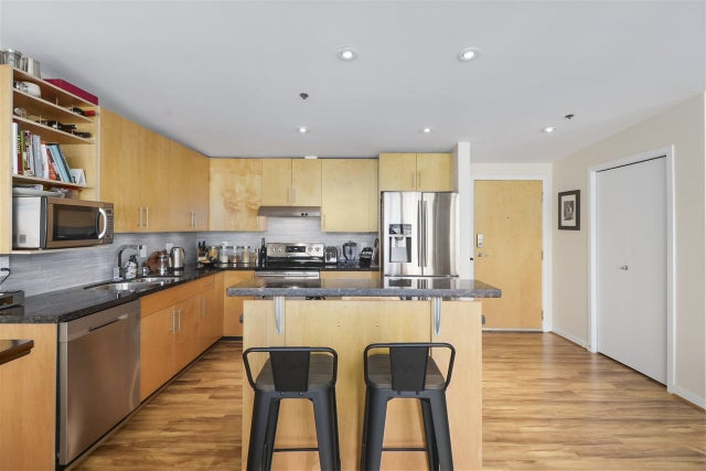 510 549 COLUMBIA STREET - Downtown NW Apartment/Condo for sale, 1 Bedroom (R2419232) #5